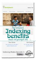 Family Search Indexing benefits indexers and genealogists alike. [www.lovablehistory.com]