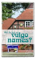 What's the deal with vulgo names? [www.lovablehistory.com]