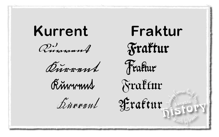 Kurrent suetterlin and fraktur all belong to the old german scripts old german scripts kurrent stterlin and fraktur script lovablehistory thecheapjerseys Gallery